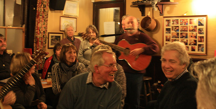 Half Moon Folk Club