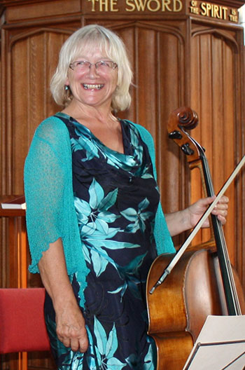 Image of Hattie Bennett - cello